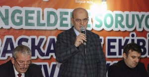 Başkan Çelikbilek Beykoz Çengeldere'de imar çalışmalarını anlattı!