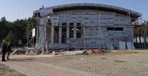 Büyükçekmece Celaliye Çamlık Sosyal Tesisi açılışa hazırlanıyor!