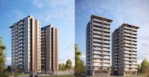 Çakırkaya Yapı'dan yeni proje; Burç Sitesi Bağdat Caddesi projesi