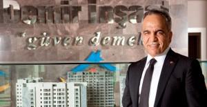 Demir İnşaat İzmir ve diğer Anadolu illerine proje planlıyor!