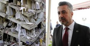 'Deprem gelmeden kentsel dönüşüm hızlanmalı'!
