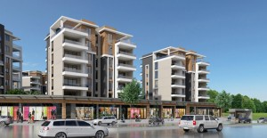 Efe İnşaat'tan yeni proje; Kayapark Bulvar projesi