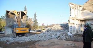 Gaziantep Kepenek Mahallesi kentsel dönüşüm çalışmaları hızla sürüyor!
