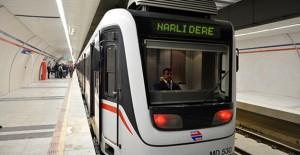 İzmir Narlıdere metrosu...