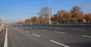 Kayseri'de 400 bin ton asfalt kullanıldı!