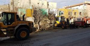 Kayseri Yeşilhisar'da kentsel dönüşüm çalışmaları hız kesmiyor!