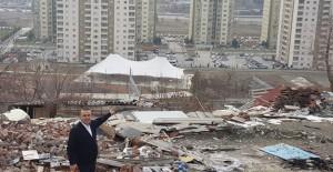 'Ankara Yeni Mamak Kentsel Dönüşüm Projesi 11 etaptan oluşacak'