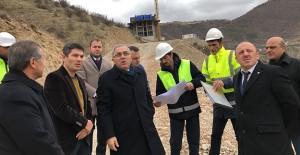 Başkan Ergün Turan, Tokat'ta 469 konutluk projeyi yerinde inceledi!