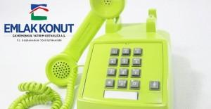 Emlak Konut Telefon Numarası!