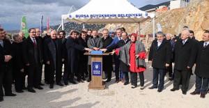 Gemlik Cihatlı Mahallesi'nde 224 konut ve 12 dükkanın temeli atıldı!