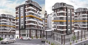 İltemir Residence projesi / Antalya / Kepez
