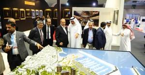 Katar Fuarı'nda yatırımcılardan Kanal İstanbul'a yoğun ilgi!