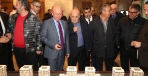 Kayseri Kocasinan müteahhitler toplantısında kentsel dönüşüm konuşuldu!
