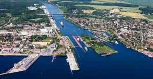 Kiel Kanalı detayları!
