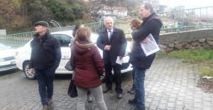 Kocaeli İzmit'te Cedit kentsel dönüşüm projesi alanı incelendi!