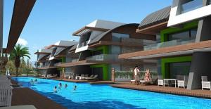 Marina Premium Villas projesi / Antalya / Konyaaltı