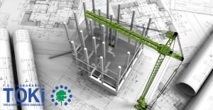 TOKİ Malatya Hoca Ahmet Yesevi kentsel dönüşüm projesine 383 konut inşa edecek!