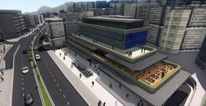 Trabzon'da tam otomatik katlı otoparkın inşa çalışmaları başlıyor!