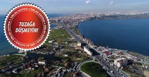 Uzmanlar Kanal İstanbul ile ilgili satışa çıkan yerler için uyardı!