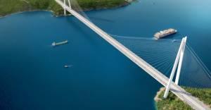 3. köprünün günlük cirosu 1.1 milyon lira olacak!