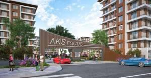AKS Focus İstanbul Beylikdüzü'nde yükseliyor!