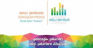 Ankara 'Akıllı Şehirler'e ev sahipliği yapacak!