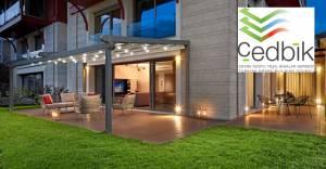 Antteras'a ilk yerli yeşil bina sertifikası!