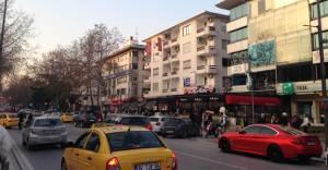 Bağdat Caddesi'nde mağaza kiraları 50 bin dolardan başlıyor!