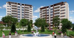Bakgör City-3 Balat örnek daireleri ziyarete açıldı!