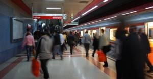 Batıkent Metrosu'nda uygulanan aktarma işlemi sona erdi!