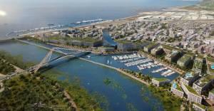 'Boğaçayı Marina Antalya'da arsa fiyatlarını artıracak!'