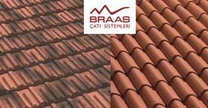 Braas Terracotta serisi ile nefes kesen antik çatılar!