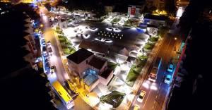 Buca Kasaplar Meydanı ve Yeraltı Otoparkı açıldı!