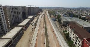 Bursa'da 40 metrelik bulvarın açılışı yapıldı!