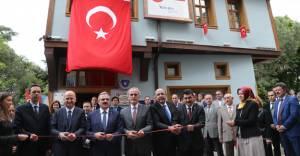 Bursa'da AB ofisinin yeni binası açıldı!