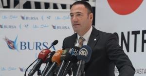 Bursa Fuarı 'Contract Hotel Expo' ya kapılarını açtı!