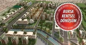 Bursa kentsel dönüşüm projeleri 21.09.2015