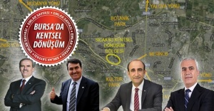 Bursa kentsel dönüşüm projelerinde son durum nedir? İşte açıklanan bölgeler