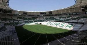 Bursa stadyumunda açılış ertelendi!