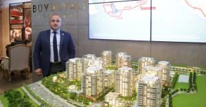 Büyükyalı İstanbul'dan 4 milyar 240 milyon lira hasılat bekleniyor!