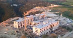 Çanakkale yeni hastanesine yakında kavuşuyor!
