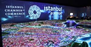 Cannes'te İstanbul çadırı 2 kat büyüdü!