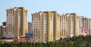 Ceyhan TOKİ konutları 600 işgününde inşa edilecek!