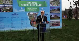 Çırpıcı şehir parkı bu yılın sonunda bitecek!