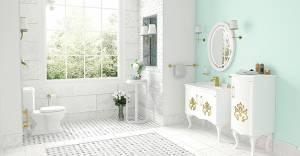 Creavit ile banyolara bahar geldi