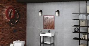 Creavit'ten Arya lavabo modülü!