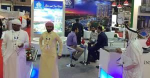 Demir İnşaat'a Dubai'de yoğun ilgi!