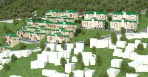 Demirkapı kentsel dönüşüm projesi Bakanlık'tan onay bekliyor