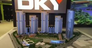 DKY İnşaat Cityscape'de Kartal projelerini tanıttı!
