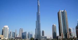 Dubai'de Dünya'nın en yüksek gökdeleni inşa ediliyor!